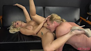 Hot Big Tits Blonde MILF Katie Morgan Gets Fucked